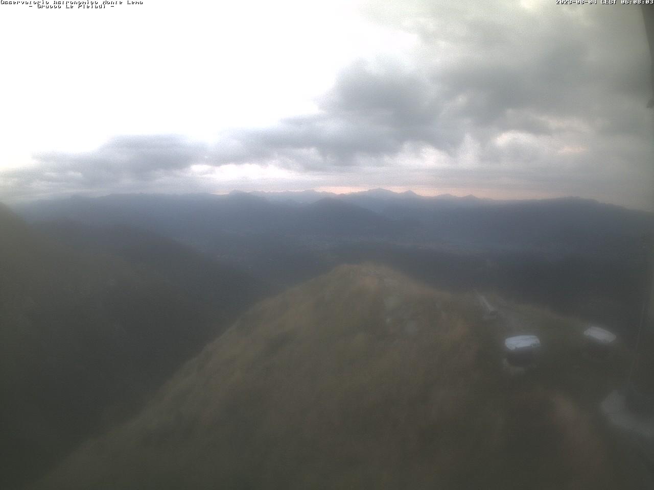Webcam Monte Lema - est