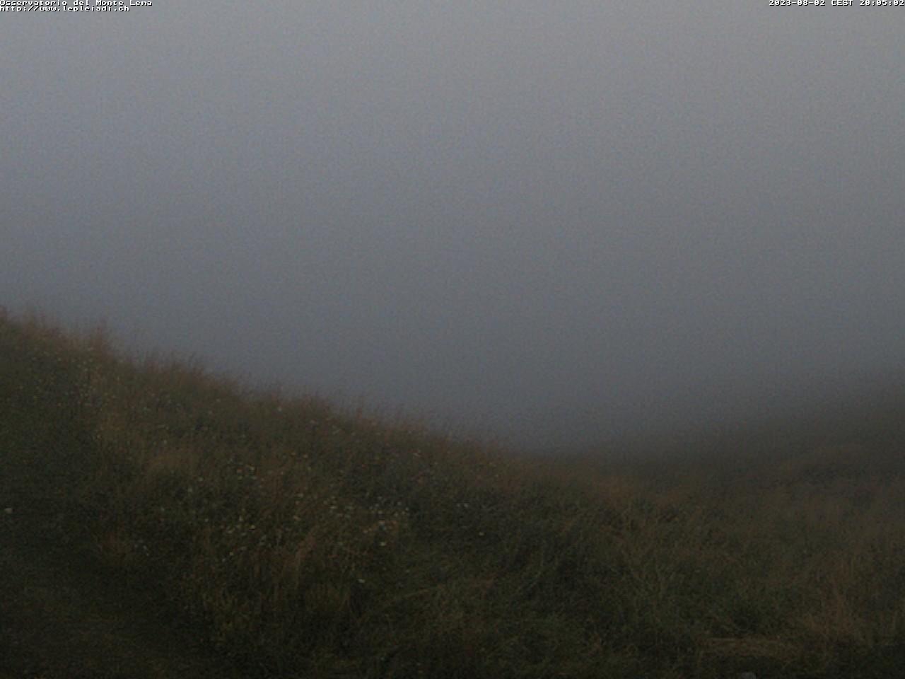 Webcam Monte Lema - sud