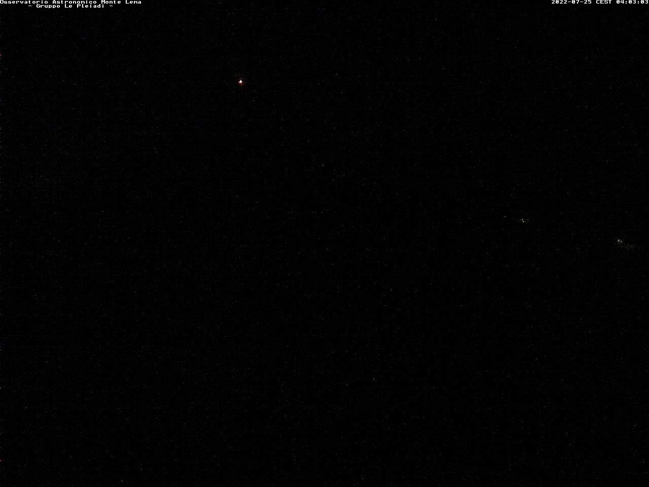 Webcam Monte Lema - ovest